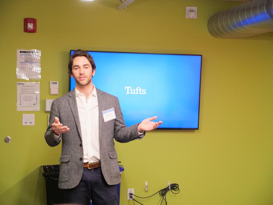 100k New Ventures Competition Finalists Announced Tufts