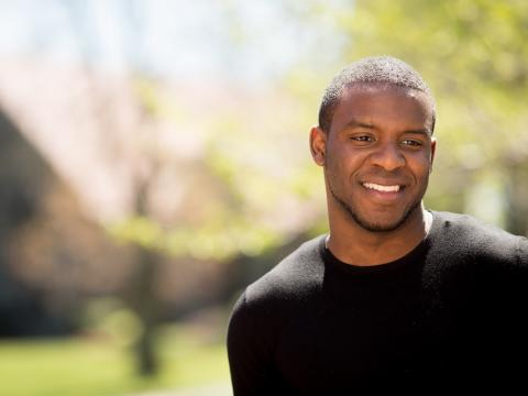 Photo of Kofi Asante, A17, Head of Strategy and Business Development at Elroy Air