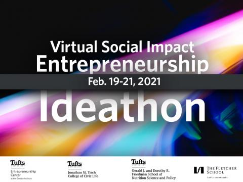 Virtual Social Impact Entrepreneurship Ideathon | Feb. 19-21, 2021