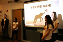 MSIM Spring 2019 Mid-Point Innovation Sprint Presentation: Kandula