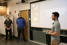 MSIM Spring 2019 Mid-Point Innovation Sprint Presentation: CS Labs