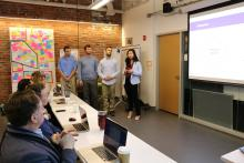 MSIM Spring 2019 Mid-Point Innovation Sprint Presentation: HeroPatch